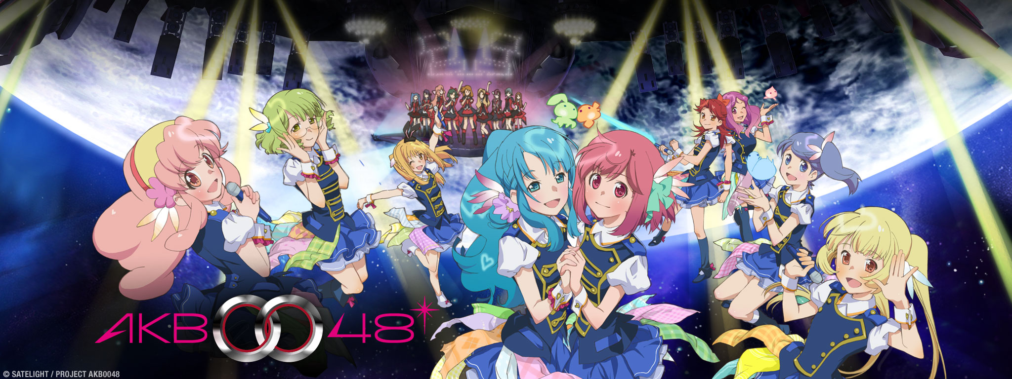 AKB0048 - Next Stage