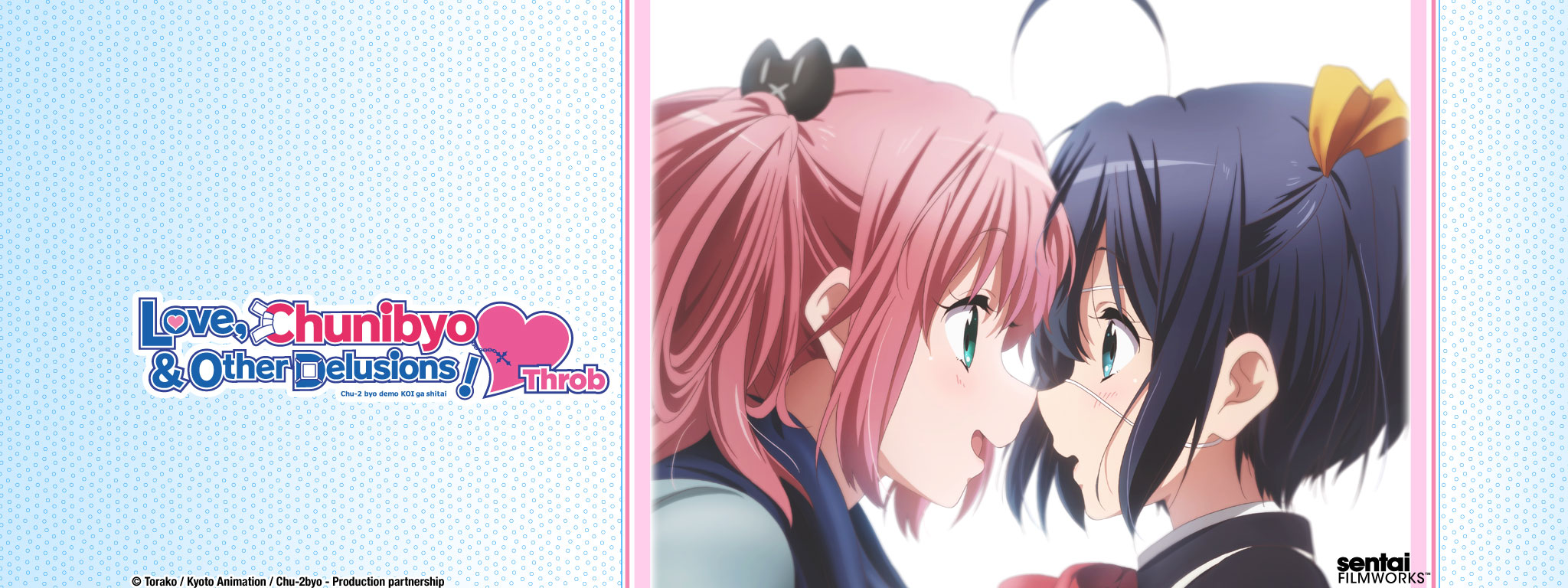 Love, Chunibyo & Other Delusions! -Heart Throb-