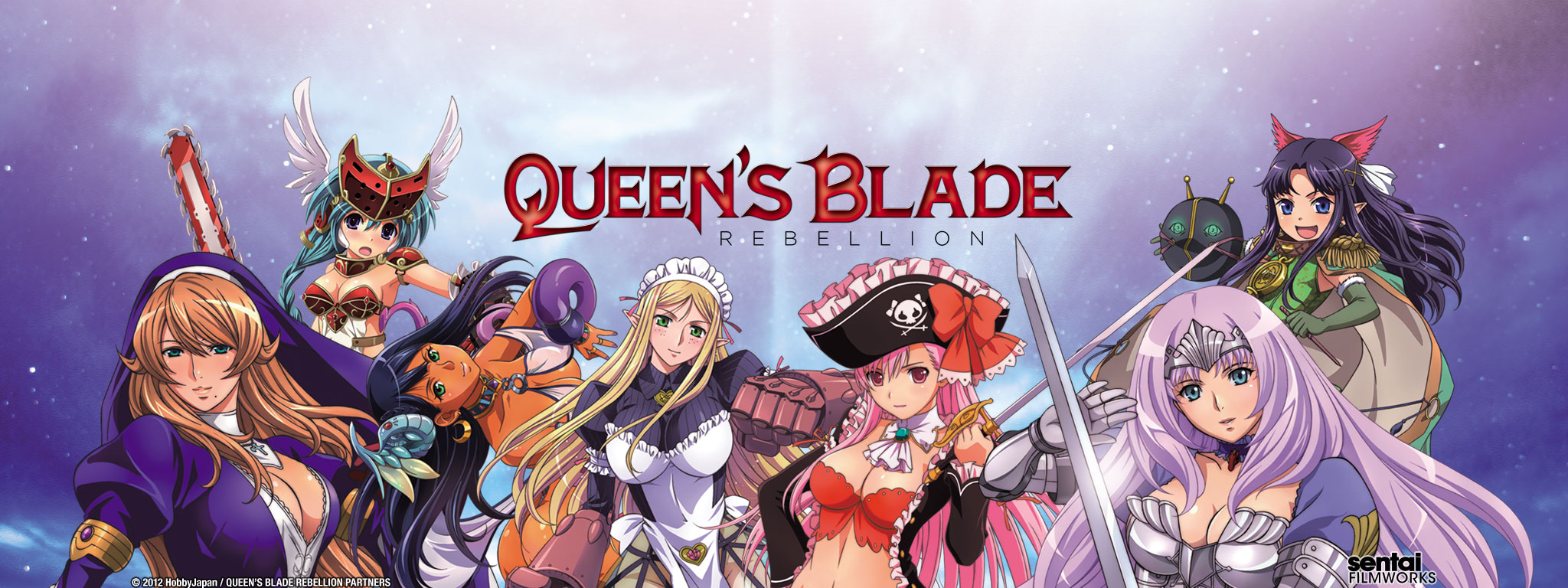 Queen's Blade Rebellion