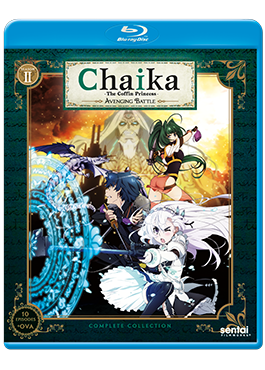 Chaika the Coffin Princess Avenging Battle