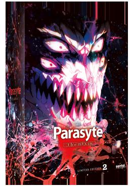 Parasyte the maxim Collection 2